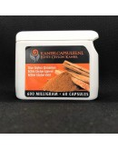 Cinnamon capsules mailbox box 60 pieces